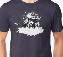 Elric Brothers black/white version  Unisex T-Shirt