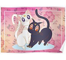Luna & Artemis New Version Poster