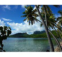 Bora Bora Dreamtime Photographic Print