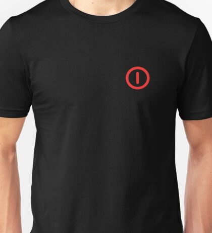 Power Off!  - Logo Unisex T-Shirt