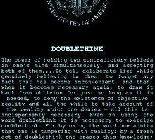DOUBLETHINK by Yago