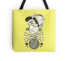 Zombie Roller Derby Girls Tote Bag