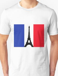 Eiffel Tower T-Shirt Unisex T-Shirt