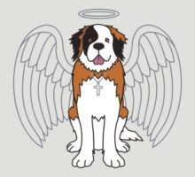Saint Bernard  by Patrick Brickman