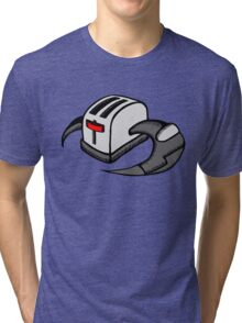 Frakking Toasters Tri-blend T-Shirt