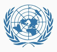 United Nations T-Shirt by Robotor