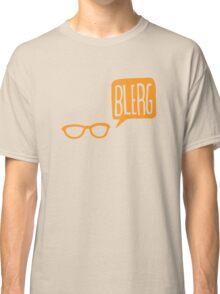 BLERG ORANGE! Classic T-Shirt