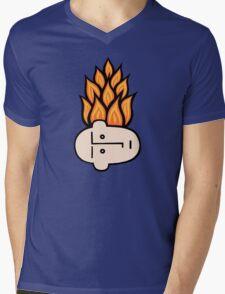 Alan Mens V-Neck T-Shirt