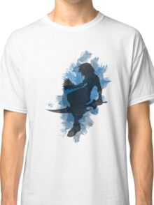 Kingdom Hearts: Watercolor Riku Classic T-Shirt