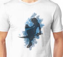 Kingdom Hearts: Watercolor Riku Unisex T-Shirt