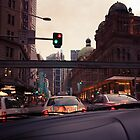 Sydney-dawn by Thivan