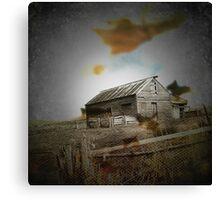Autumn Vignette Canvas Print