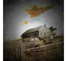 Autumn Vignette Photographic Print