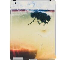 Dead flies in a pickle jar iPad Case/Skin