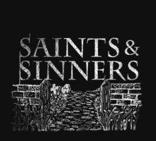 Saints & Sinners T by Sarah Trett