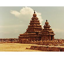 Time for a Pallava Photographic Print