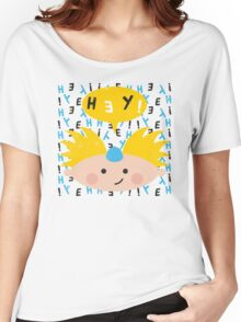 Hey! Arnold Women's Relaxed Fit T-Shirt