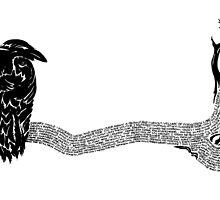 The Raven by Roy Guzman