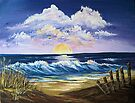 Along the Beach by teresa731