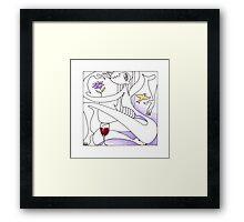 Wine Lover: The Wine Series Framed Print
