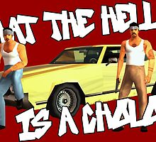Grand Theft Cholo by jesusquesadilla