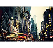 Times Square - The Crossroads Photographic Print