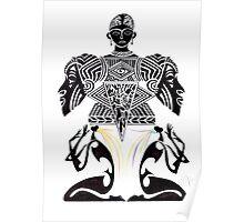 Altar Dancers Poster