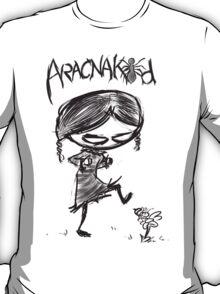 Aracnakid Stomp ( & Title ) T-Shirt