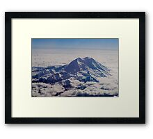 Morning Over the Mountain Framed Print