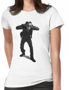 The Penny Dance (version 2) Womens Fitted T-Shirt