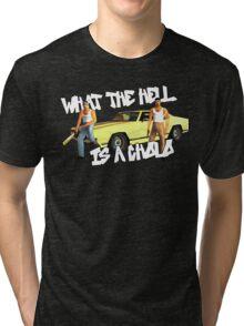 Grand Theft Cholo Tri-blend T-Shirt