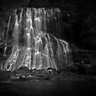 Bridal Veil Falls 2 by Damon Colbeck