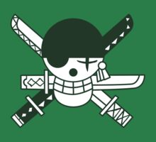 Zoro - Jolly Roger T-Shirt