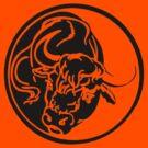 Black Bull by taiche