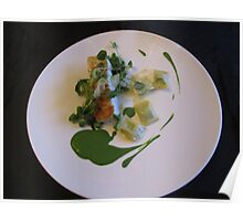 Fillet of Turbot Poster