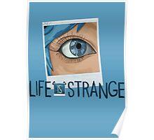 Life Is Strange - Chloe Price Eye Poster