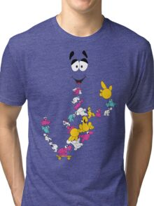 Mr. Nerd Tri-blend T-Shirt