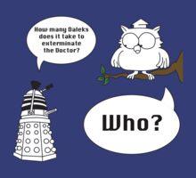Dalek Who?