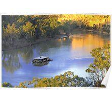 Paringa Gorge - South Australia Poster