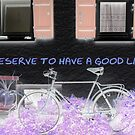 I deserve to have a good life featured in A place to start by ©The Creative  Minds