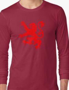 Scottish Lion Long Sleeve T-Shirt