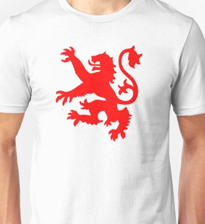 Scottish Lion Unisex T-Shirt