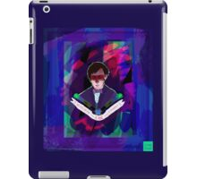 Never Give In, Never Give Up iPad Case/Skin