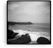 Coast #08 Canvas Print