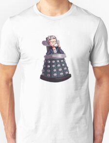 "Doctor Who - Capaldi On Davros ""Chair"" T-Shirt"