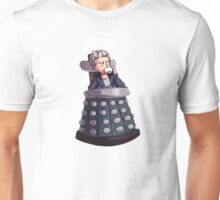 "Doctor Who - Capaldi On Davros ""Chair"" Unisex T-Shirt"