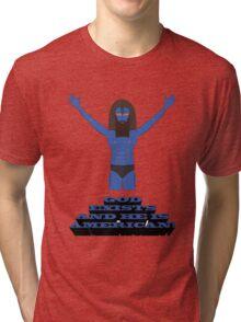 WatchChrist Tri-blend T-Shirt