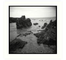 Coast #10 Art Print