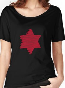 big red star 2.0 Women's Relaxed Fit T-Shirt