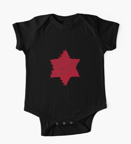 big red star 2.0 One Piece - Short Sleeve